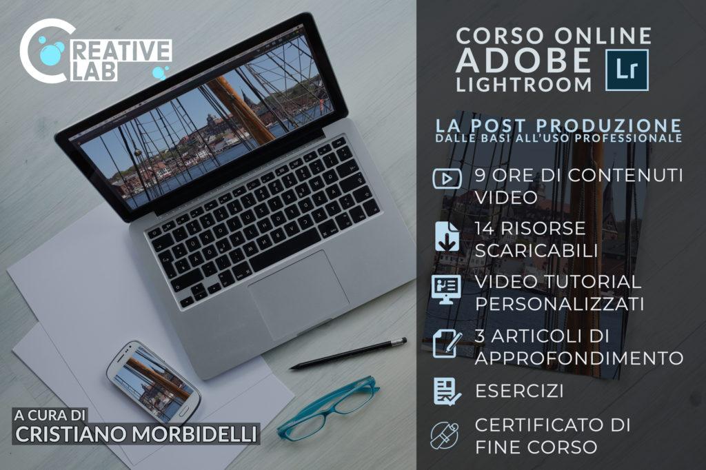 Corso Online Lightroom
